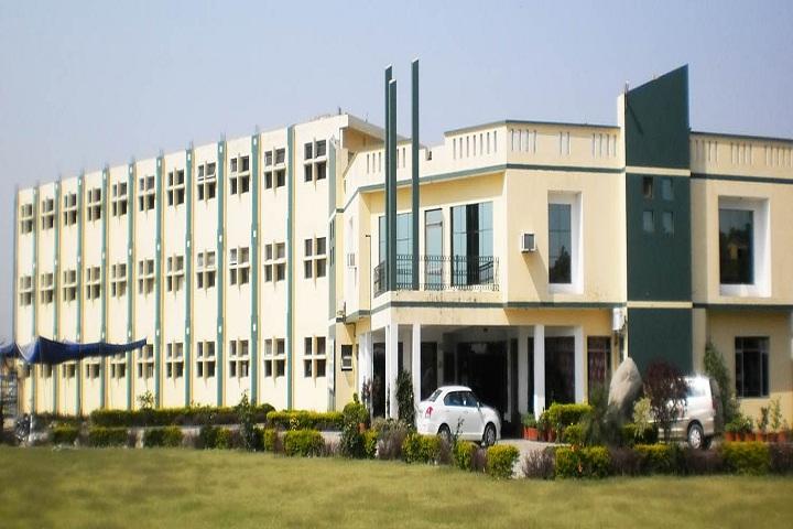 Apex International Public Senior Secondary School-Campus