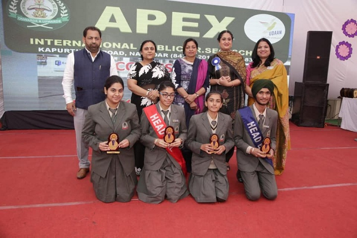 Apex International Public School-Awards