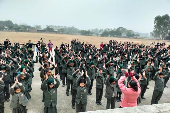 Apex International Public School-Physical Education