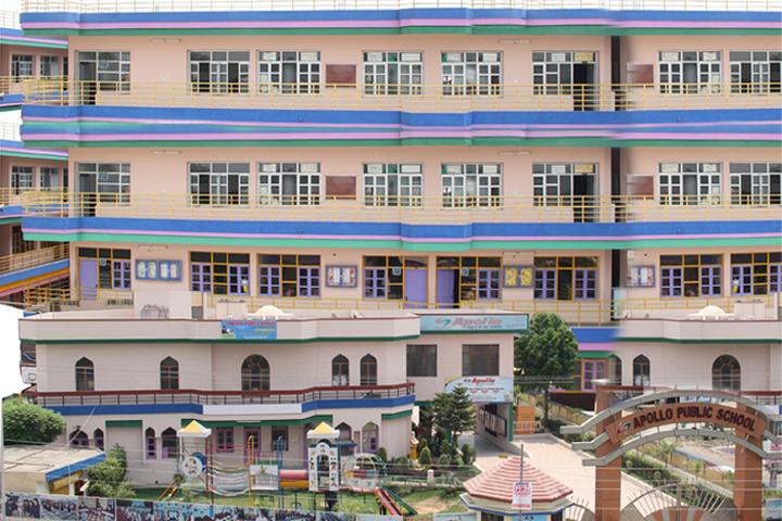 Apollo Public School-Campus
