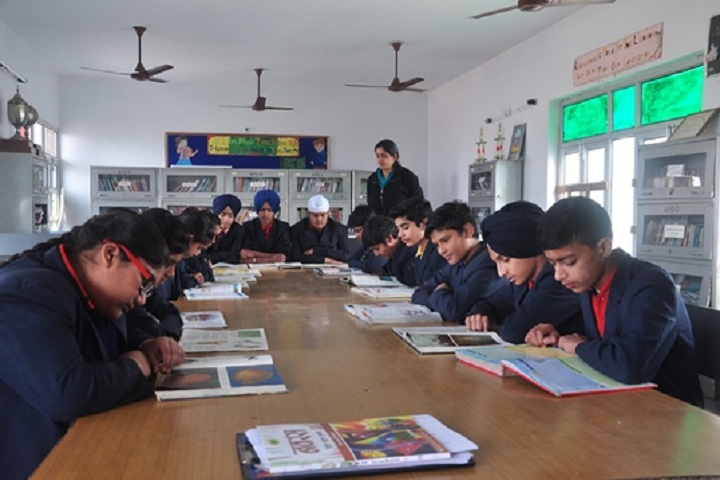 Apollo Public School-Library