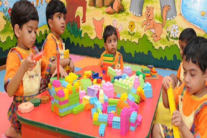 Aprajita International Co Education School-Children Activity