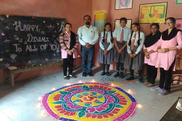 Aprajita International Co Education School-Events celebration