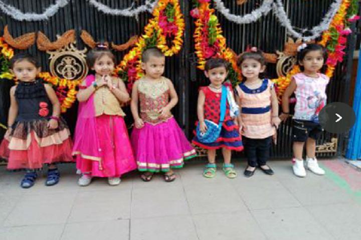 Aprajita International Co Education School-Events