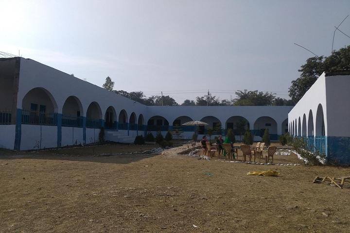 Aprajita International Co Education School-Sports playground