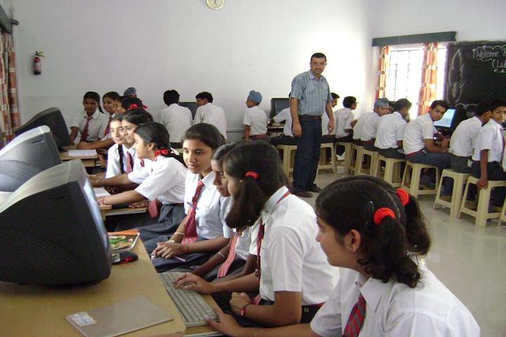 Army Public Schoo-Computer Lab