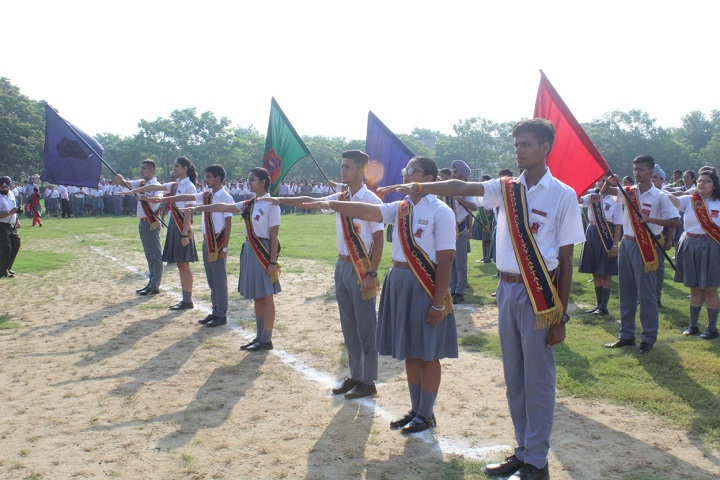 Army Public School-School Band