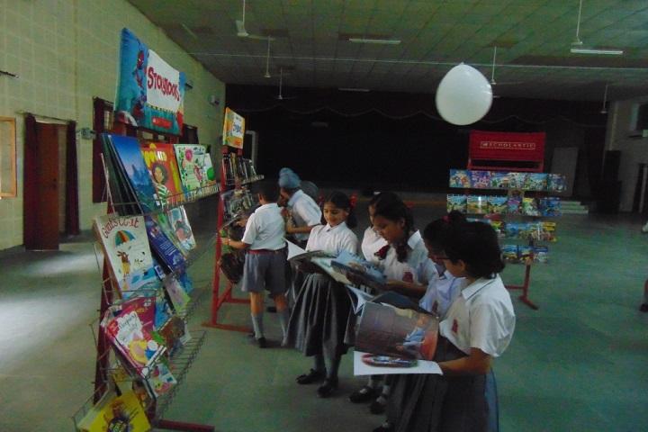 Army Public School-Book Fair