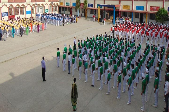 Army Public School-Prayer