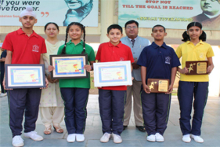 Army Public School-Awards Ceremony