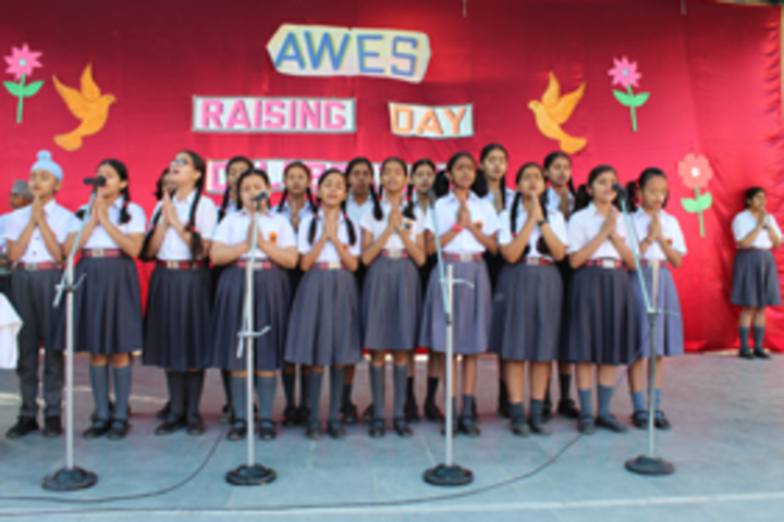 Army Public School-Group Singing
