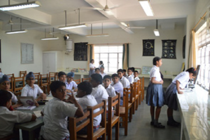 Army Public School-Biology Lab
