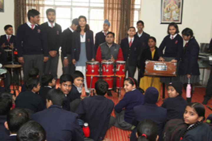 Army Public School-Music Room