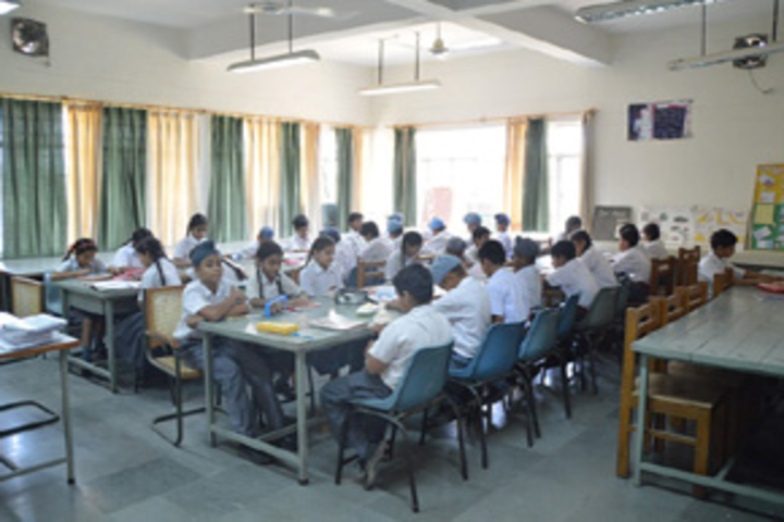 Army Public School-Mathematics Lab
