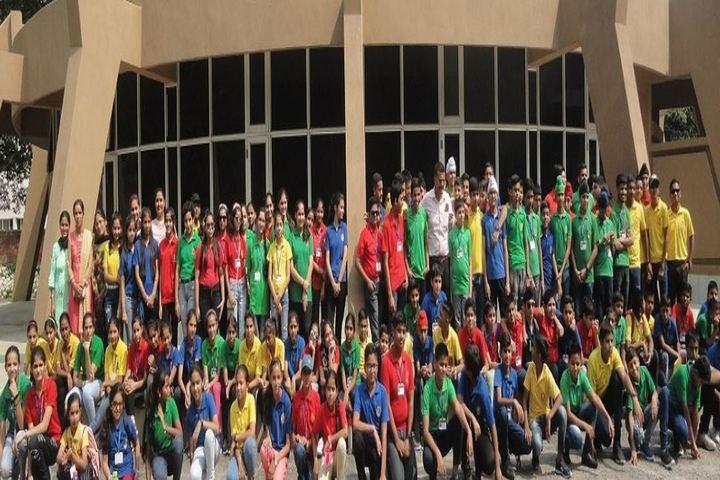 Army Public School-Students