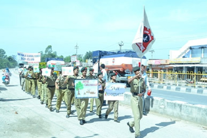 Army Public School Kandrori-Others rally