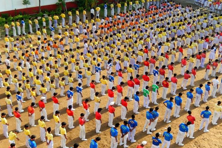 Gyan Deep Public School-Assembly