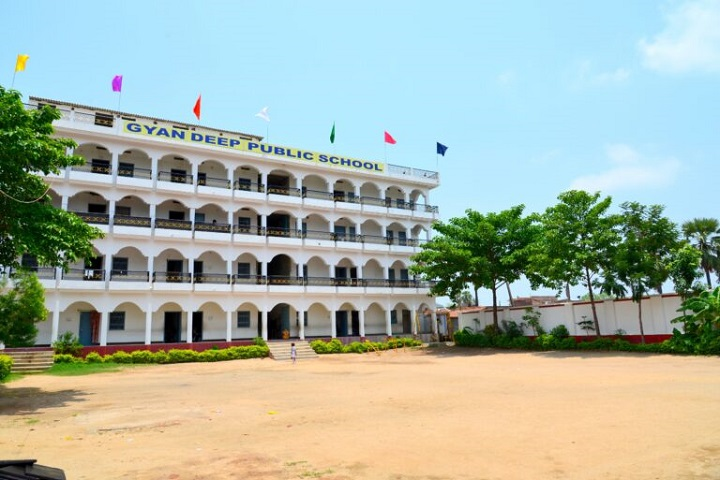 Gyan Deep Public School-Campusview