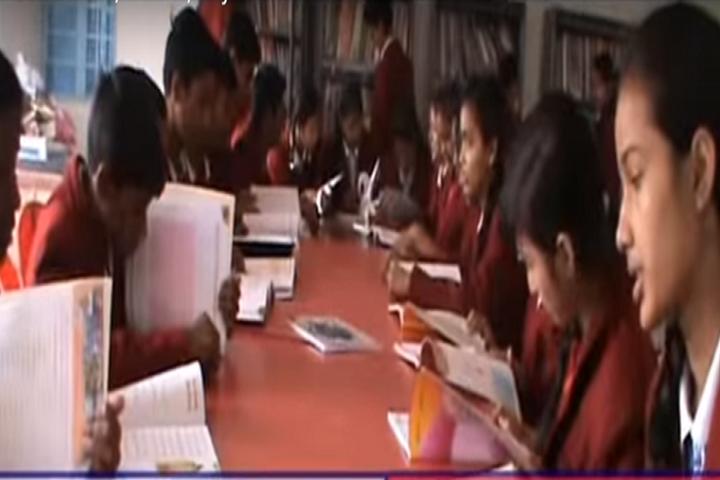 Gyan Deep Public School-Library