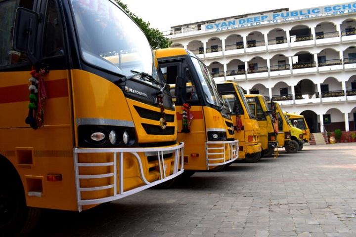 Gyan Deep Public School-Transport