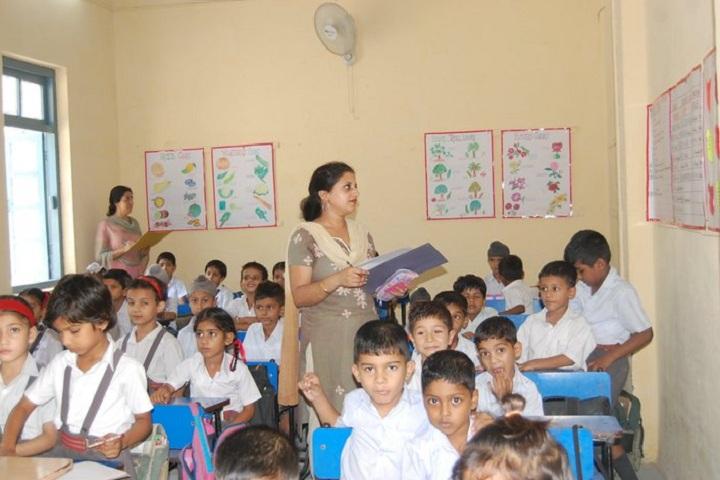 Army School-Classroom junior