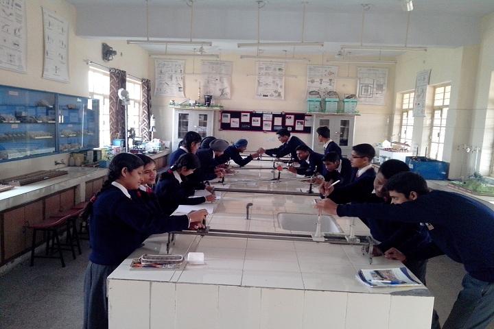 Army School-Laboratory physics
