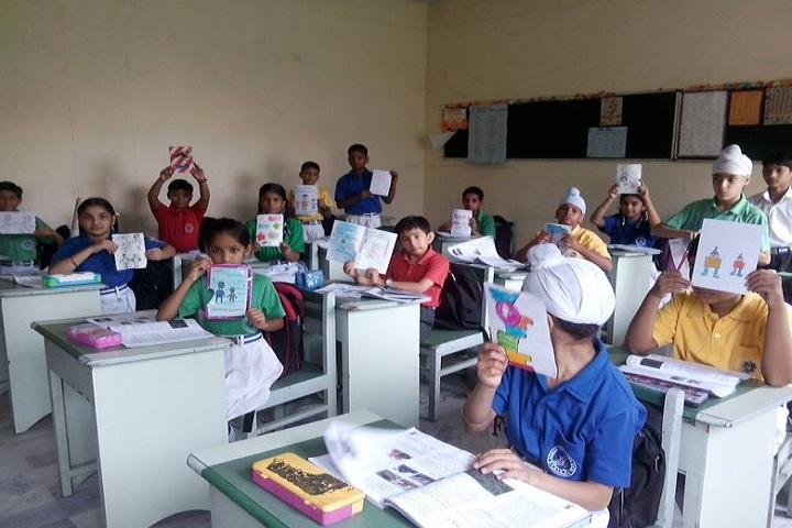 Ashmah International School-Classroom