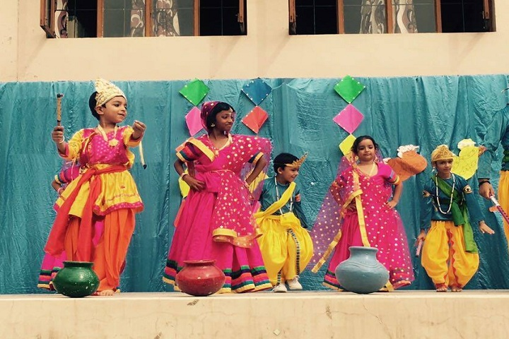 Ashmah International School-Events programme