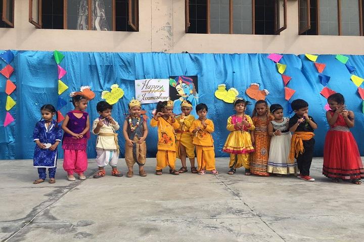 Ashmah International School-Events