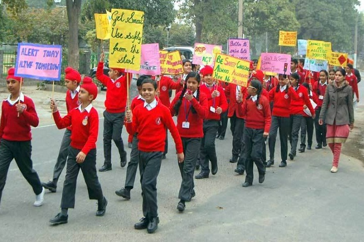 Ashmah International School-Rally