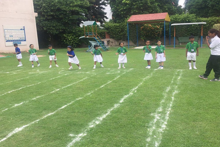 Ashmah International School-Sports