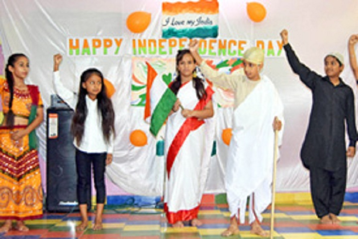 Ashmah International School-Events Independence Day Programme