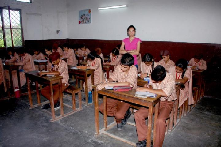 Ashok Vatika Public School-Classroom