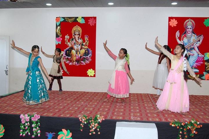 Ashok Vatika Public School-Events programme