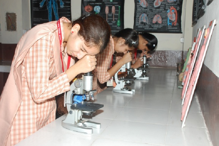 Ashok Vatika Public School-Laboratory biology