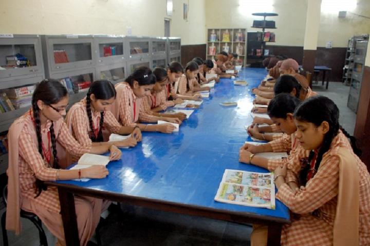 Ashok Vatika Public School-Library