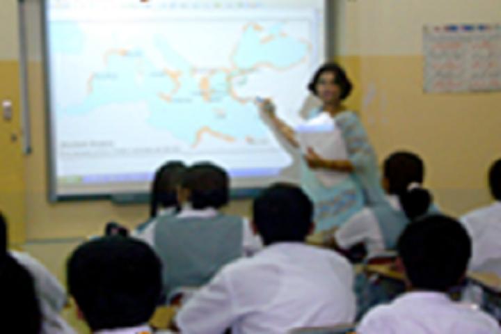 Atam Devki Niketan-Classroom