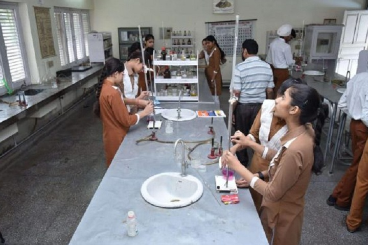 Atam Public Senior Secondary School-Laboratory chemistry