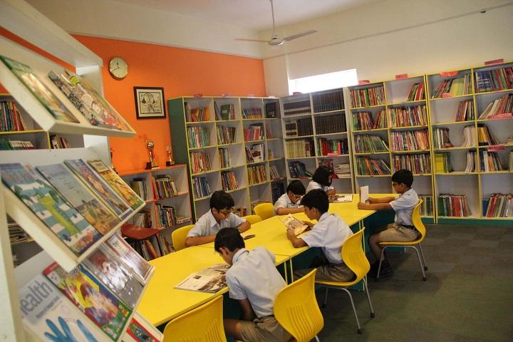 Ats Valley School-Library