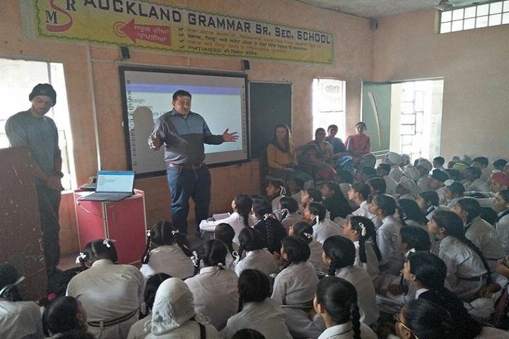 Auckland Grammar Senior Secondary School-Seminar