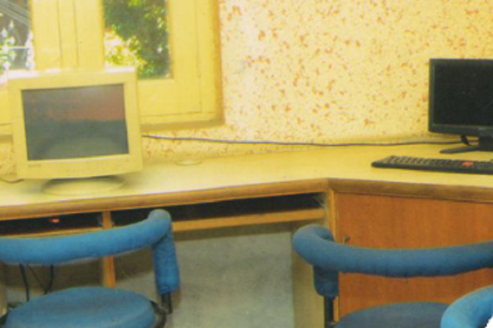 AVM Senior Secondary School-Computer Lab