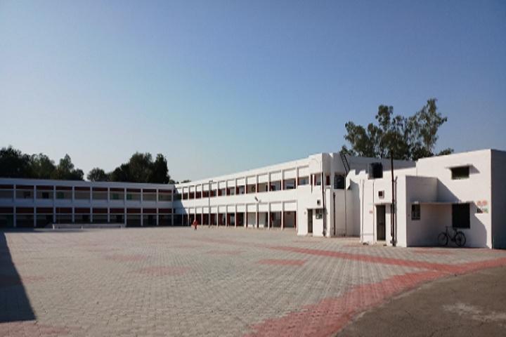 B B M B D A V Public School-School building
