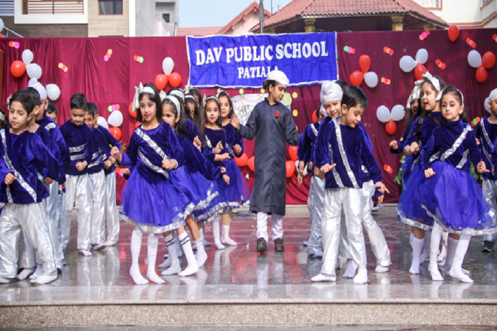 B B M B D A V Public School-Events programme