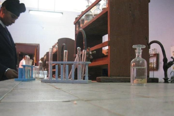 B B M B D A V Public School-Laboratory