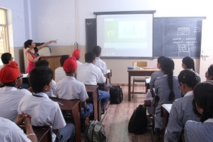 B C M School-Smart Classroom
