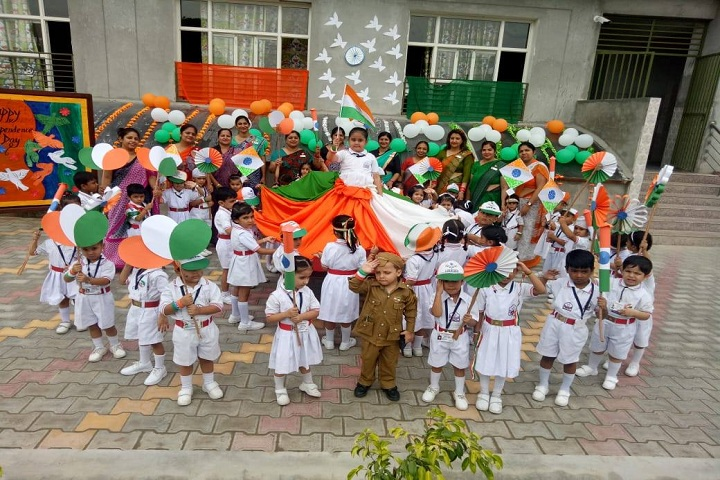 B C M School-independance Day