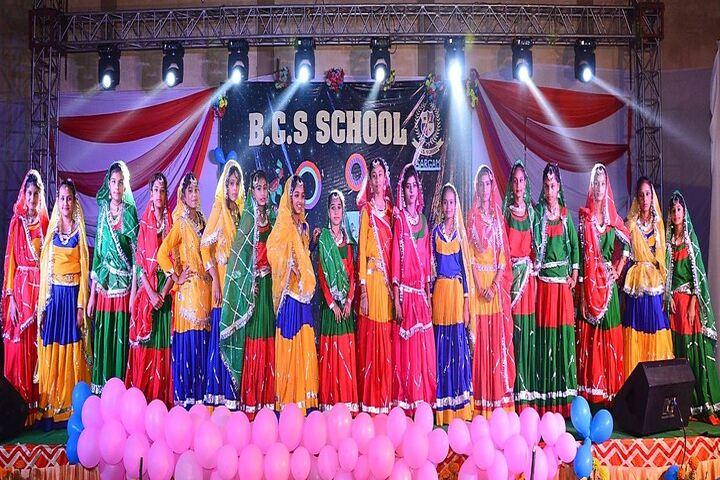 BCS International School-Annual Day Celebration