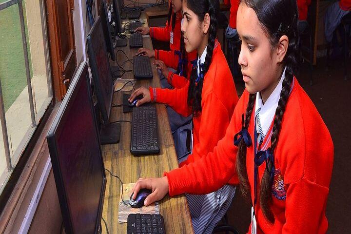 BCS International School-Computer Lab