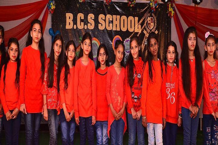 BCS International School-Red Day