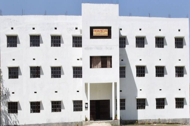 Gyan Ganga Public School-Campusview